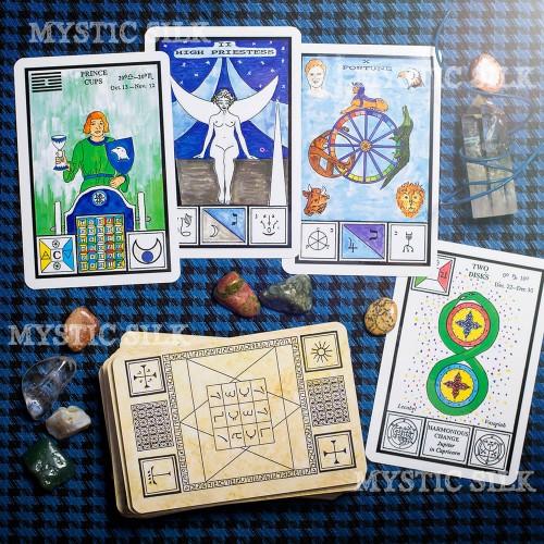 Таро Церемониальной Магии (Tarot of Ceremonial Magick)