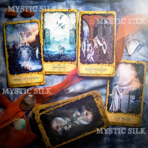 Мистическое Таро Мечтателя (Mystic Dreamer Tarot)