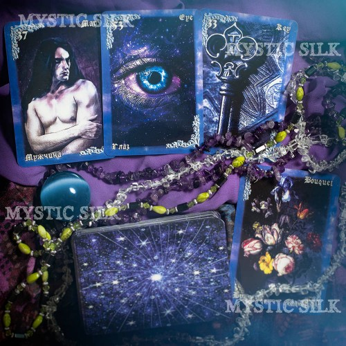 Мистический Оракул Дыхание Ночи (Mystical Oracle Breath of the Night)