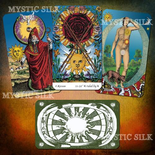 Таро Святого Света (безрамочное) (Holy Light Tarot (borderless))