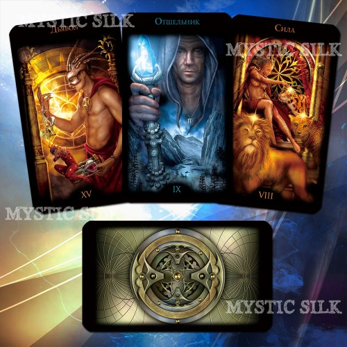 Таро Божественного наследия (Legacy of the Divine Tarot)