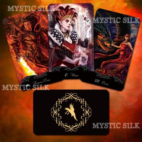 Таро Ведающей (Tarot of Sorceress)