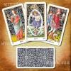 Таро Мантеньи (Серебряное Пасьянсное)  (Mantegna Tarot)