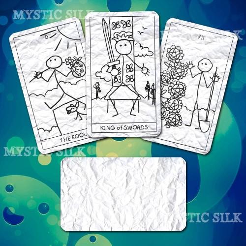 Таро Рисованных Человечков (Stick Figure Tarot)