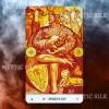 Таро Тота Алистера Кроули (безрамочное) (Aleister Crowley Thoth Tarot (borderless))