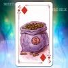 Игральные карты ведьмы (Witch's playing cards)