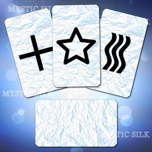 Карты Зенера (Zener's cards)