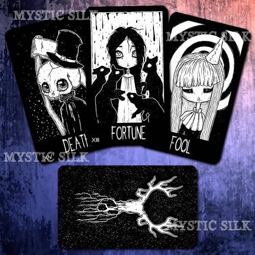 Мистический Оракул неудачника (Mystic Misfit Oracle Deck)
