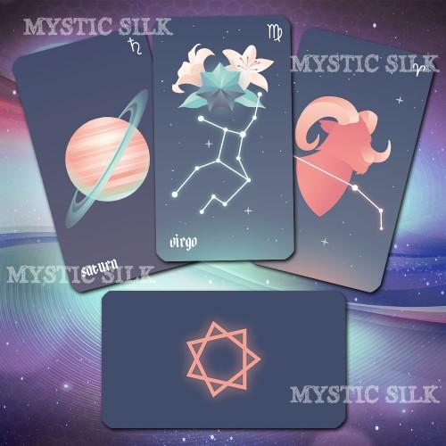 Астрологический Оракул Седьмой Сферы (Seventh Sphere Astrology Oracle)